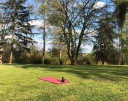 Cvičíme v parku